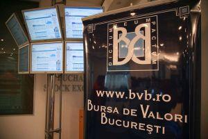Indicii BVB au deschis in scadere