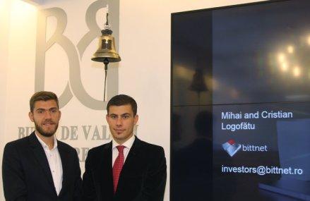 De astăzi, Bittnet Systems intră la tranzacţionare pe piaţa reglementată a Bursei de la Bucureşti, devenind primul emitent din sectorul IT prezent pe piaţa principală