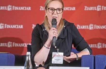 ZF Bankers Summit '20, Mădălina Teodorescu, vicepreşedinte First Bank: Am văzut o creştere semnificativă pe zona digitală, unde circa 80% din tranzacţiile băncii noastre s-au desfăşurat în zona virtuală