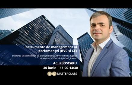 Masterclass Adi Ploscaru