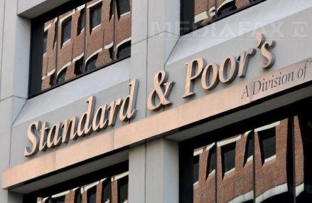 Agenţia americană  de rating S&P: Guvernul s-a angajat neoficial să nu crească pensiile cu mai mult de 10% şi să facă o reformă fiscală după alegerile parlamentare pentru a corecta deficitele bugetare scăpate de sub control