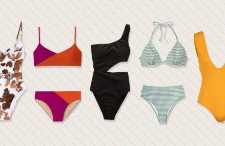 Alege costumul de baie perfect potrivit corpului tau