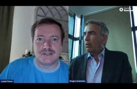 Interviu cu Dragos Anastasiu