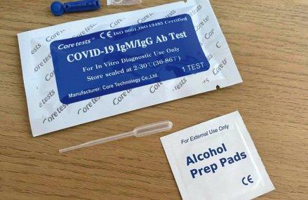 Noua tendinţă din sănătate: apar teste de imunitate la Covid-19 de făcut acasă, cu preţuri între 50 şi 140 de lei. În mediul online se promovează teste similare cu cele de glicemie pentru a depista imunitatea la coronavirus