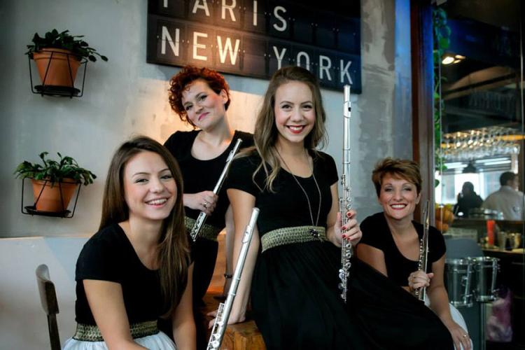 """Kvartet """"Flutete"""": Izazove rado ispunjavamo"""