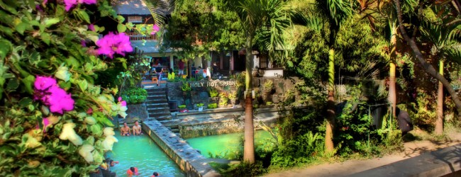 Banjar Holy Hot Spring