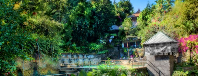 Welcome to Banjar Hot Spring