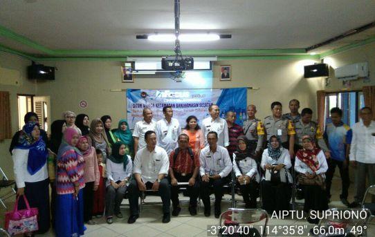 Pembentukan Forum Warga Peduli Disabilitas Kecamatan Banjarmasin Selatan