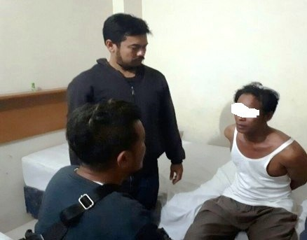 Unit Jatanras Polresta Banjarmasin tangkap pelaku pencurian uang