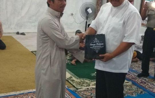 Tingkatkan Silaturahmi Kepada Masyarakat, Kapolda Kalimantan Selatan Kunjungi Panti Asuhan