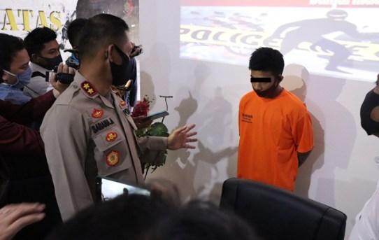 Satuan Reskrim Polresta Banjarmasin Bekuk Napi Asimilasi Yang Kembali Berulah
