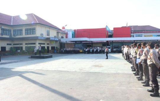 Apel Jam Pimpinan, Tekankan Gelorakan Kampung Tangguh Banua Cegah Covid-19
