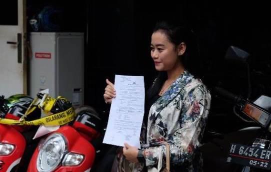 Polresta Banjarmasin Kembalikan Barang Bukti Korban Curanmor