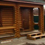 Деревянное крыльцо своими руками | Строительство бани
