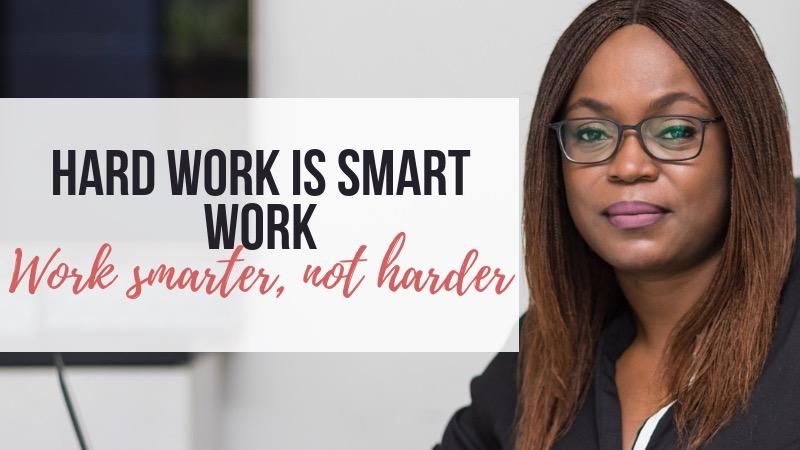 Work Smarter Header