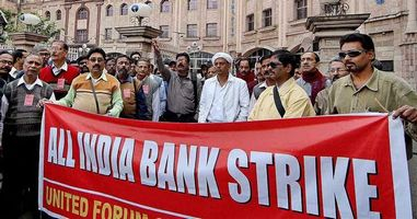 Banks' Strike on 2nd September 2016