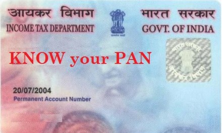 How to know someone's PAN number?