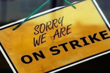 bank strike 30-31 May 2018