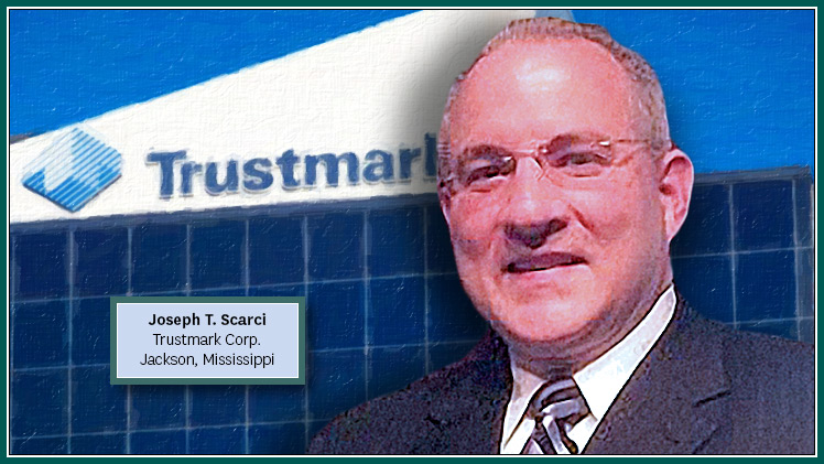 trustmark national bank names sarci chief information officer