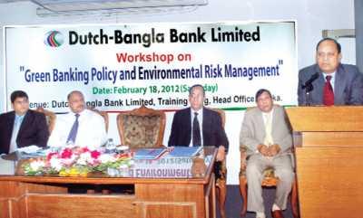Green Banking Workshop