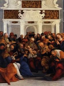 Circumcision of Jesus | wikipedia.org