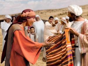 Special robe for Joseph