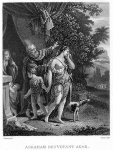 Banishment of Hagar and Ishmael