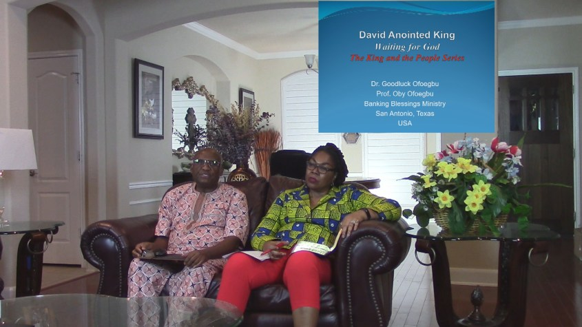 Picture link to bible study video