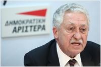 Κουβέλης (ΔΗΜΑΡ): Δεν θα εκλεγεί ΠτΔ – Να πορευτεί η χώρα σε λυτρωτικές εκλογές