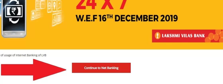 lakshmi vilas bank net banking