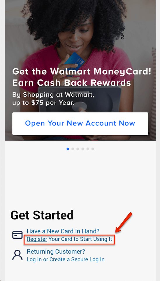 """""""How to Activate Walmart MoneyCard on Mobile App"""""""