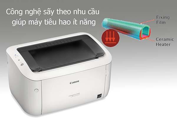 Đánh giá máy in Canon 6030W - Bankinhthucteao.com