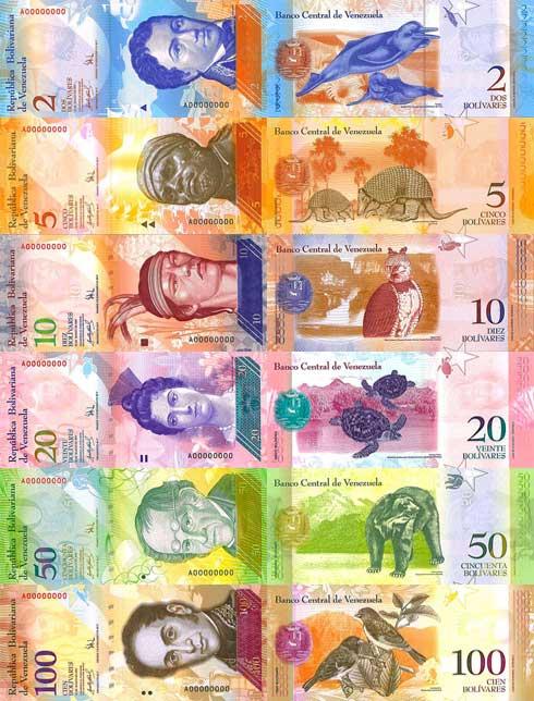wenezuelabanknotes