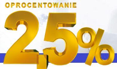 2,5% Konto Lokacyjne Alior Bank