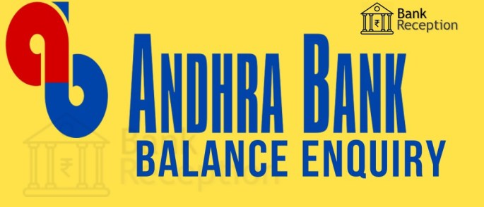 Andhra Bank Balance Check