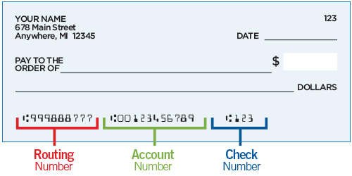 Chase Checking Account Number On Check Located