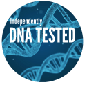 DNA Tested
