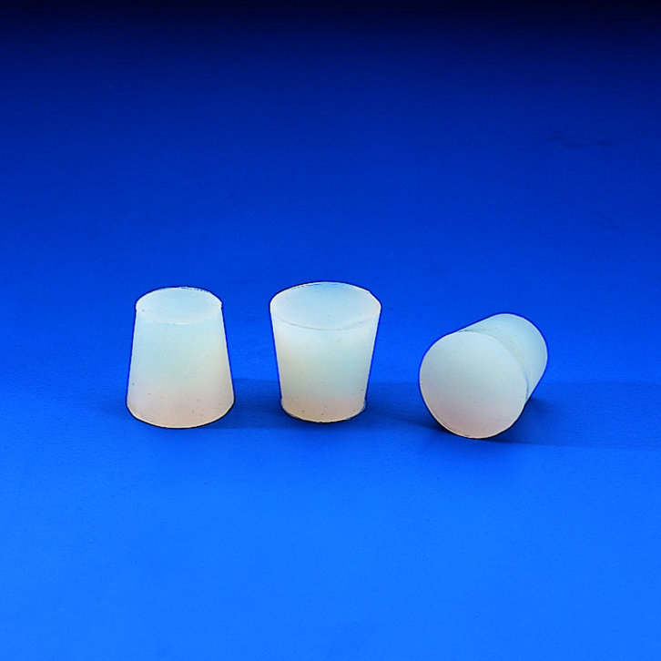 CONICAL STOPPERS Silicone   | 13 x 10 mm dia.
