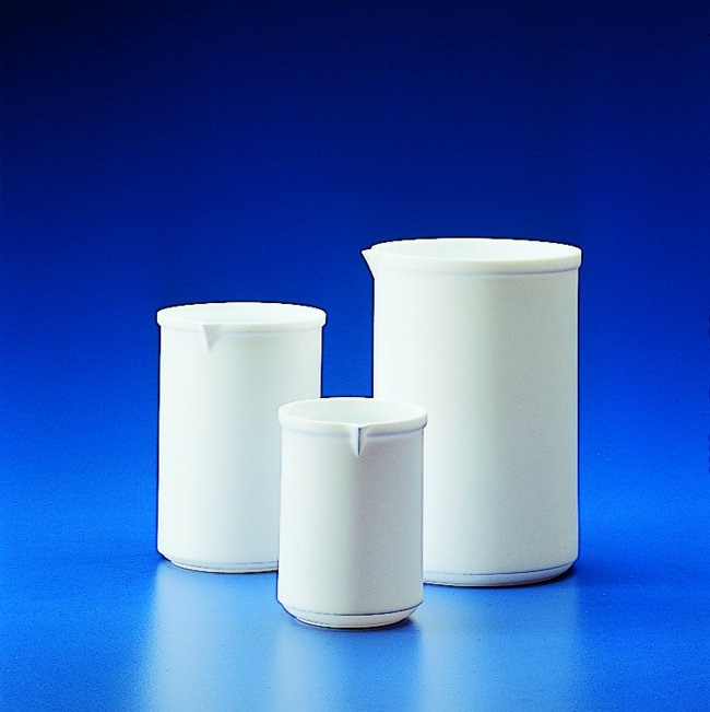 BEAKERS PTFE  100 mm dia. x 155 mm h.   | 1 lt