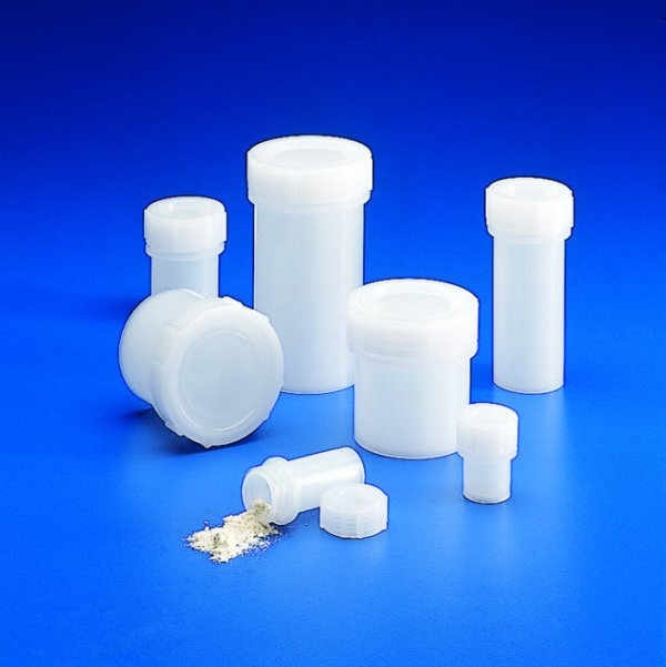 CHEMICAL CONTAINERS PE with Leakproof Screw Cap     180 ml