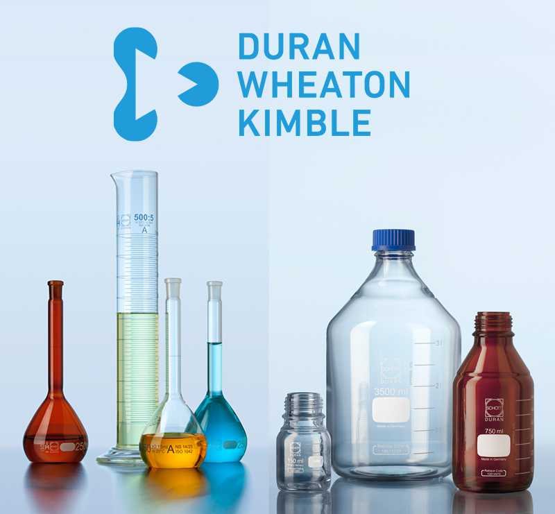 DURAN® Blanks for evaporating flasks pear shape, 1000 ml, without print
