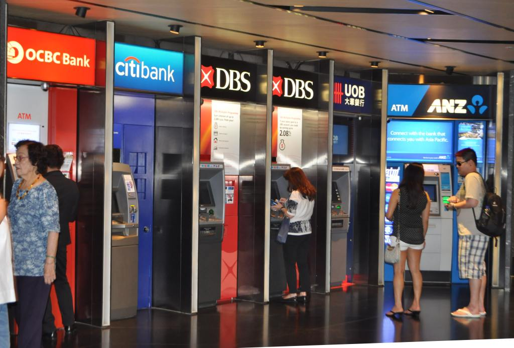 list of Banks in Singapore