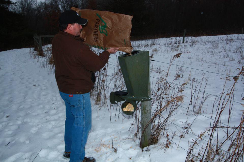 Choosing the Best Deer Feeder - Banks Outdoors