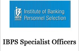 IBPS SO notific admit card
