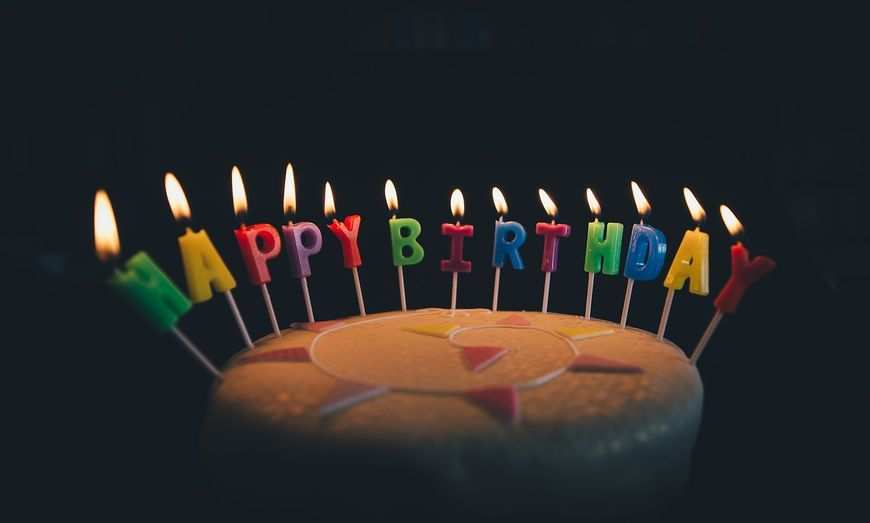 Udane urodziny