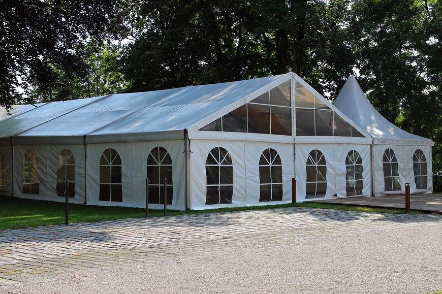 Profesjonalny wynajem namiotów bankietowych w Łodzi