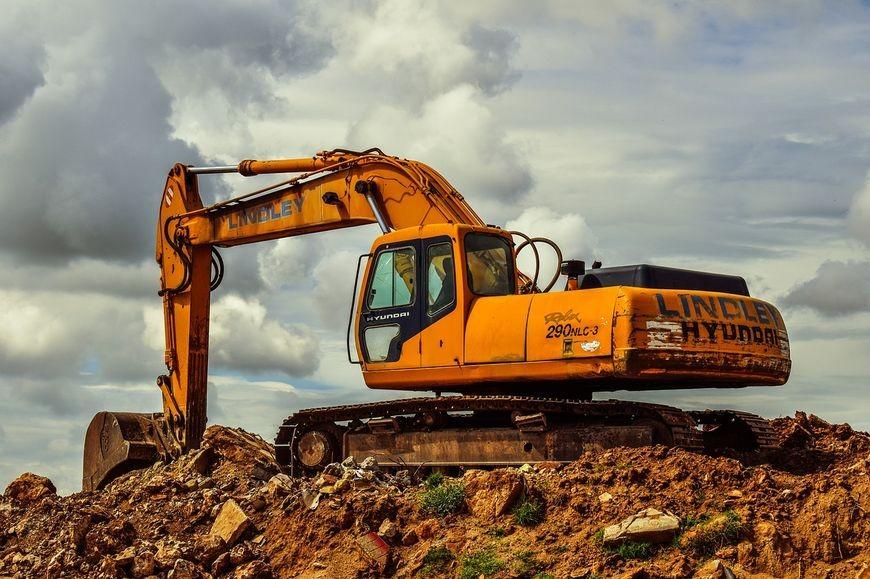 Profesjonalne części zamienne do maszyn budowlanych