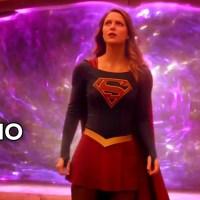 Supergirl Lives: Kara và Mon- El lạc đến hành tinh khác