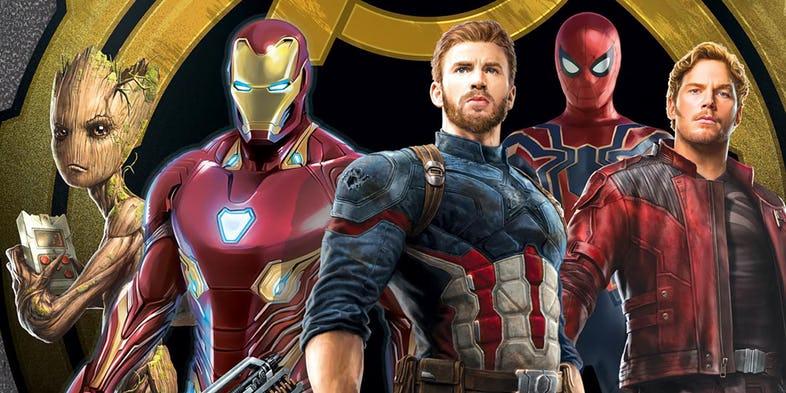 Lịch công chiếu dự kiến của Marvel 2018-2019 và thông tin về Spiderman 2
