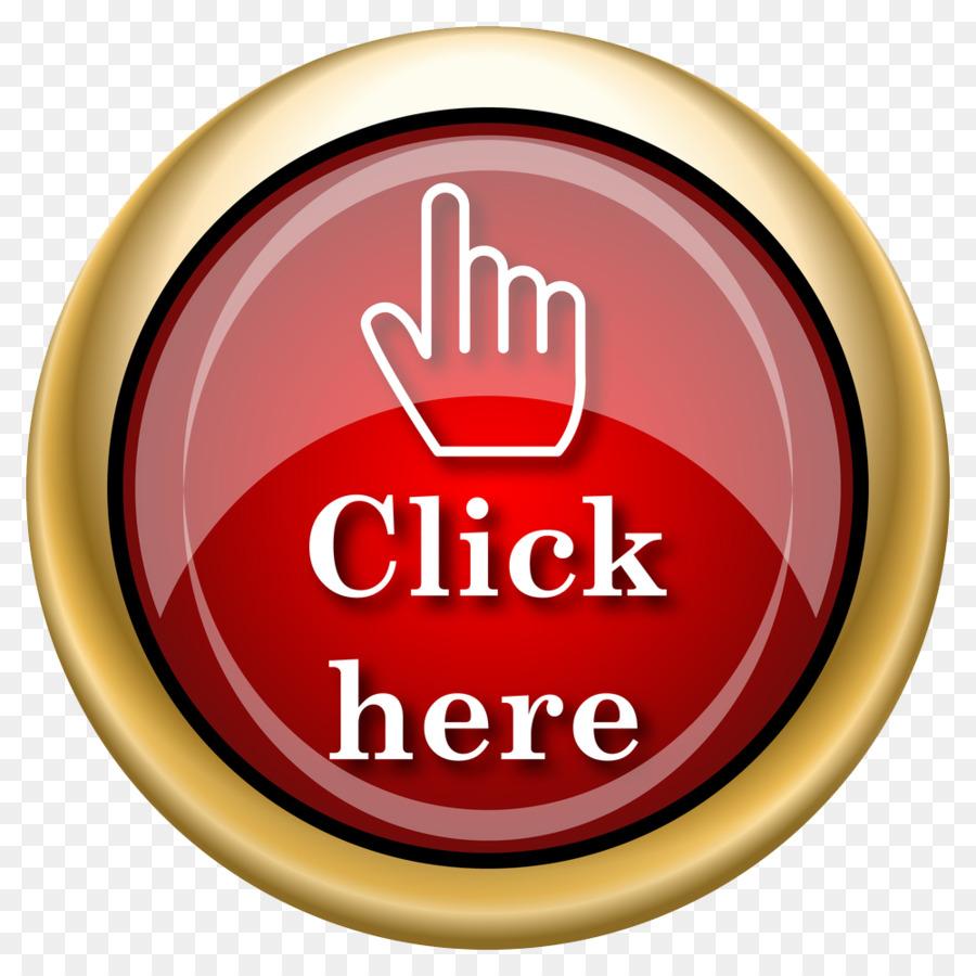 Fotografia Stock Icone di Computer Royalty-free Pulsante - Fare clic su 1000*1000 Png trasparente Scarica gratis - Logo, Marca, Fotografia Stock.